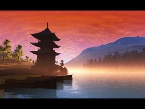2. Dezember 2013 * Das Brokatbild * Adventsmärchen aus Tibet