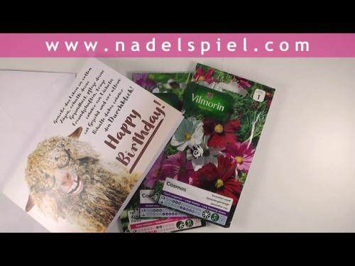 nadelspiel Adventskalender mit eliZZZa * 18. Dezember * Nadi
