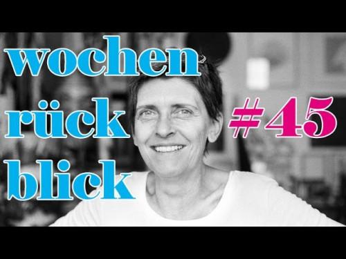 eliZZZa nadelspiel Wochenrückblick #45 * Neues aus der Arche