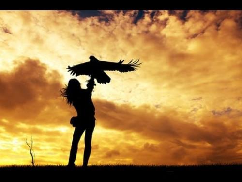 21. Dezember 2013 * Die Feder von Finist, dem hellen Falken * nadelspiel Adventskalender