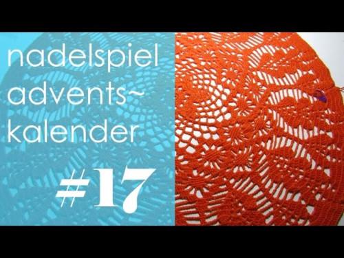 nadelspiel Adventskalender * Dezember 17 * Runde 36