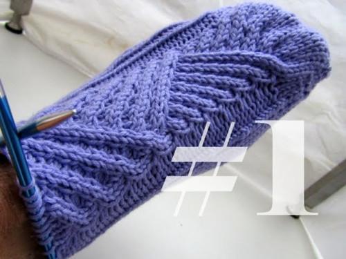 Stricken mit eliZZZa * Socken