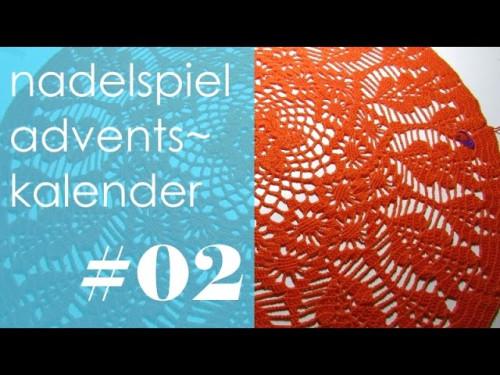 nadelspiel Adventskalender * Dezember 02 * Runden 3 + 4 + 5