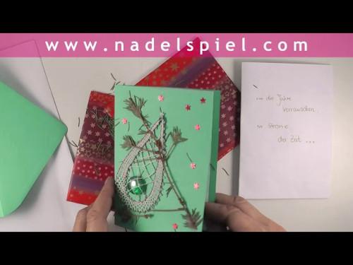 nadelspiel Adventskalender mit eliZZZa * 10. Dezember * Inies