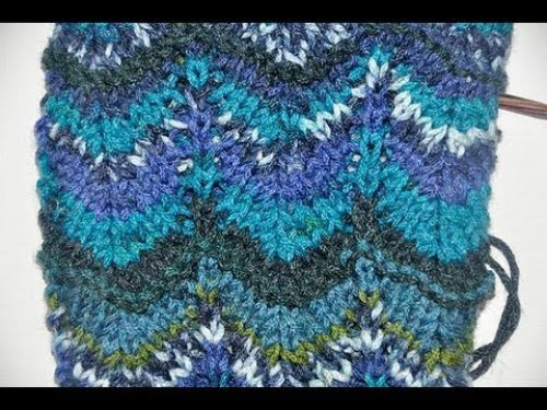 Videos by nadelspiel 4 Knitaholics * Video Knitting Crochet ...