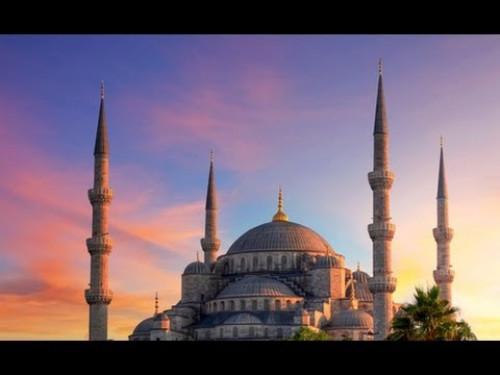 22. Dezember 2013 * Der Islam * Die 5 Weltreligionen * nadelspiel Adventskalender