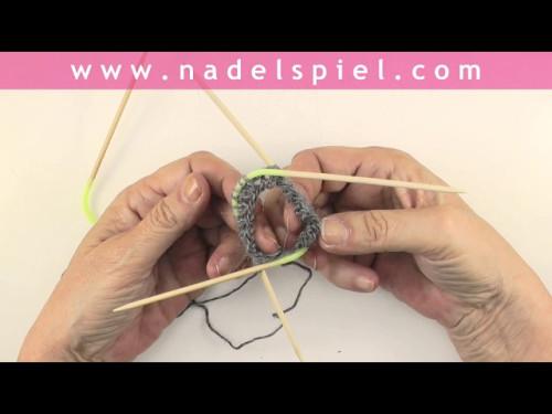 Stricken mit eliZZZa * Socken stricken mit dem NekoKnit Strickspiel