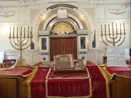 1. Dezember 2013 * Die 5 Weltreligionen * Das Judentum * nadelspiel Adventskalender