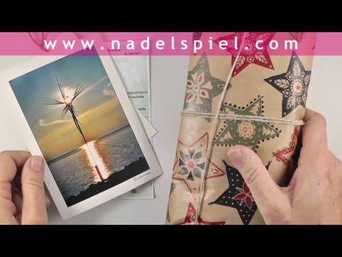 nadelspiel Adventskalender * 8. Dezember